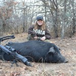 Giant Texas Hog