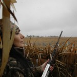 Bird hunting in West Texas