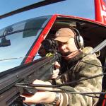 Crossbow Hog Hunt from a Chopper