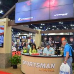 BNB in the Sportsman Booth