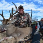 North Texas buck