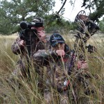Filming a Texas bow hunt